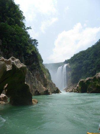 Puente de dios tamasopo s l p picture of ciudad valles for Jardin quinta kelly san luis s l p