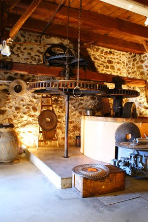 Moulin à Huile du Partegal