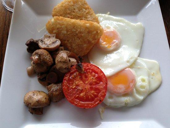 Eliza Lodge : Vegetarian choice