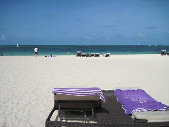 The Reserve at Paradisus Palma Real: Reserve Beach Area