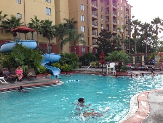 Wyndham Grand Orlando Resort Bonnet Creek: One of the many pools