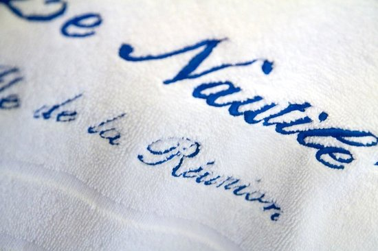 Le Nautile : BRODERIE