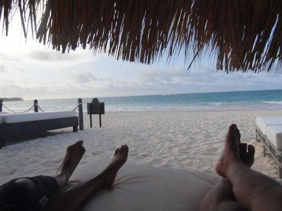 Bavaro Princess All Suites Resort, Spa & Casino: one the beach