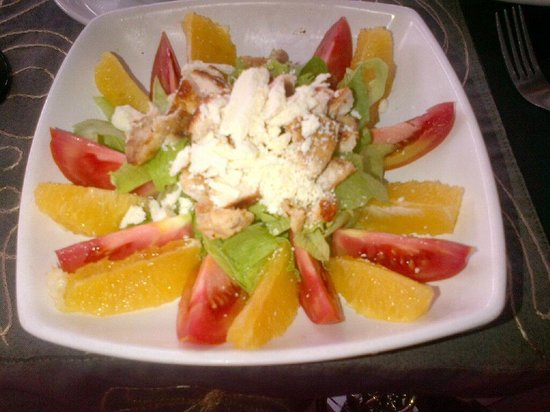 Sheppy`s Bar and Restaurant: My Salad