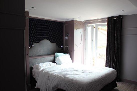 Auberge Saint Simond - Hotel - Aix-les-Bains : Chambre charme
