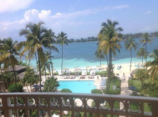 British Colonial Hilton Nassau : View from Hotel