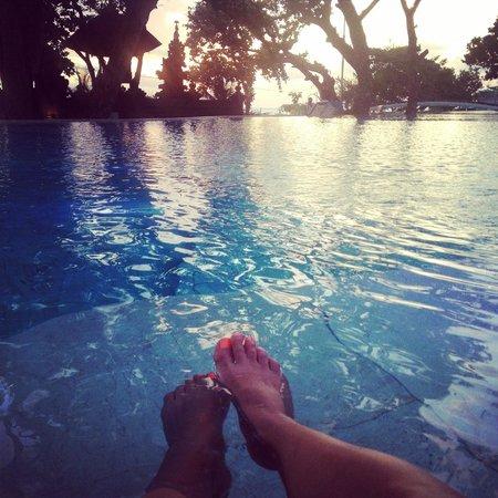 Double-Six Luxury Hotel Seminyak : Bliss!