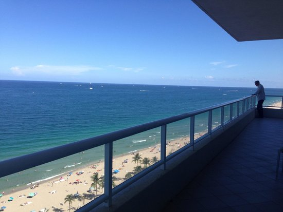 The Ritz-Carlton, Fort Lauderdale : Total relaxation!