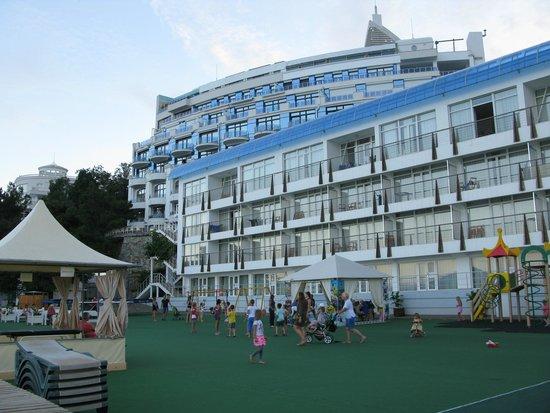 Levant Eco Hotel : Отель