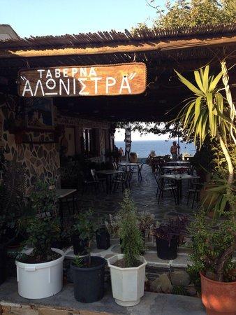 Taverna Alonistra: Taverne Alonistra