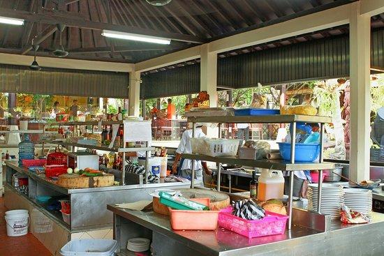 Crazy Kangaroo : kitchen