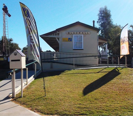 Blackall Visitor Information Centre: Blackall VIC