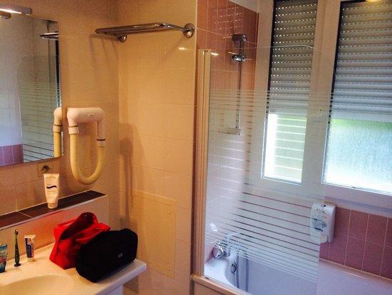 Hotel Alton : Salle de bain