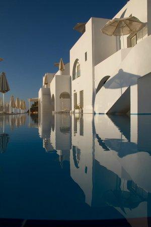 Regina Mare Hotel : Poolbereich