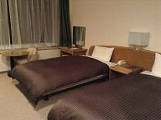 Kitahiroshima Classe Hotel: 部屋