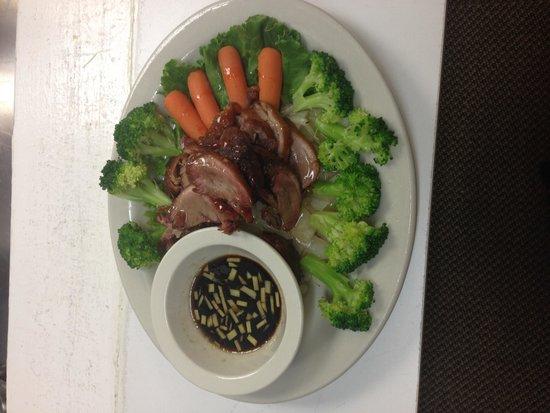 Janya Thai Delight: Honey duck
