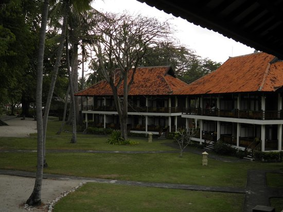 Kila Senggigi Beach Lombok: Units with Sea View rooms