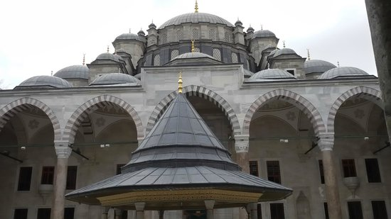Fatih Mosque and Complex: Fatih Mosque