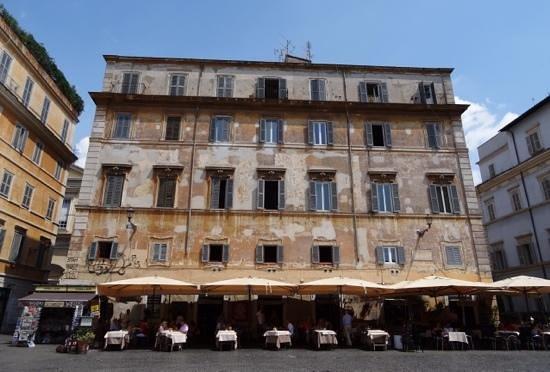 Trastevere : was für ein Ambiente