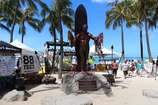 Waikiki Beach: ワイキキビーチ