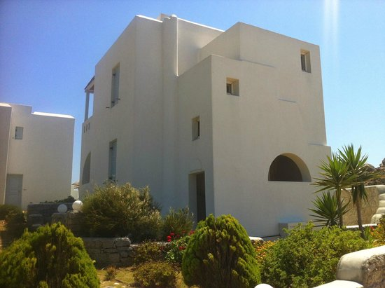 Naxian collection, one of the guest houses