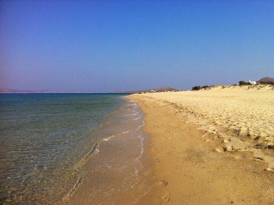 Naxian Collection : Pláka beach