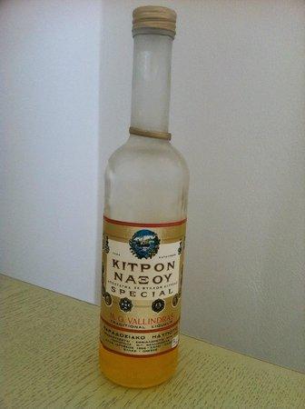 Naxian Collection : Kitro liqueur
