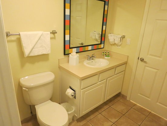 Marriott's Harbour Lake : bathroom