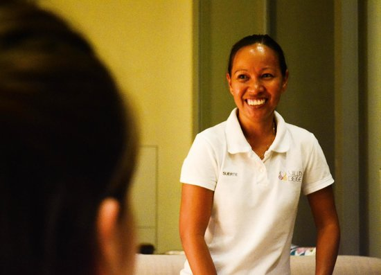 Villa Beige : Suarte, the smiling Home manager