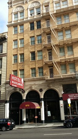 Hotel Mayflower: The San Francisco Mayflower Hotel