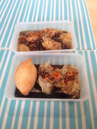Happy Dumpling: BFM dim sum