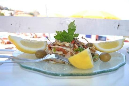 Lido Chianalea Scilla : pesce fresco