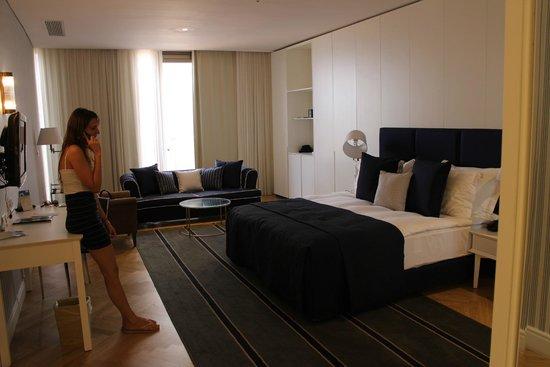 Daniel Herzliya Hotel : room 121
