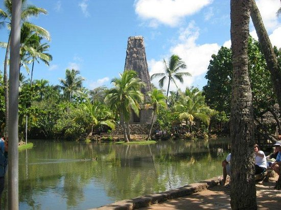 Polynesian Cultural Center: 2