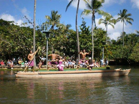 Polynesian Cultural Center: 1