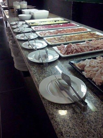 Hotel Daniya La Manga Spa & Wellness: Desayunos