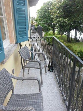 Al Dom B&B : Balkon