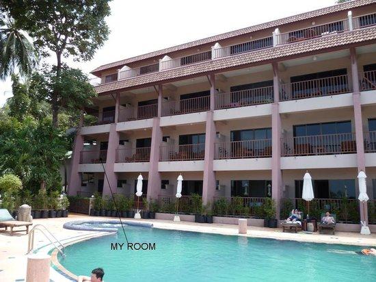 Chanalai Garden Resort : MY ROOM