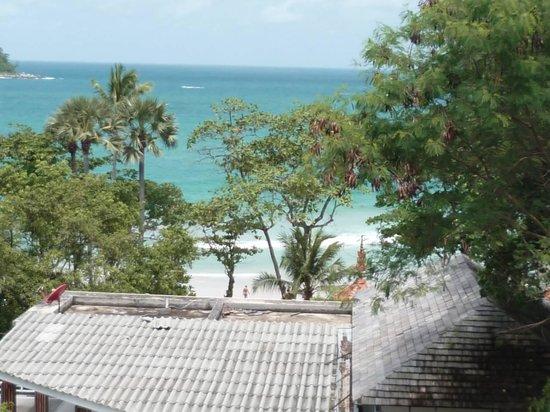 Chanalai Garden Resort : VIEW FROM MY ROOM
