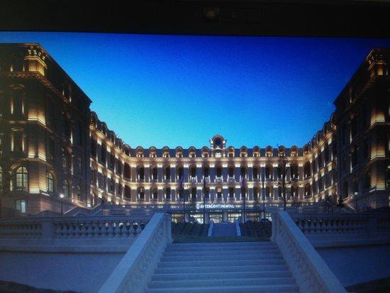 InterContinental Marseille - Hotel Dieu : by night
