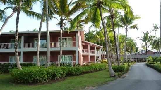Grand Palladium Punta Cana Resort & Spa : Zona resort