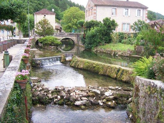 Pont Valentre: Luzech