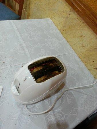 Miami Hotel : Единственный тостер