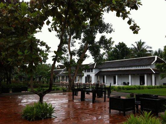Sofitel Luang Prabang Hotel: Hôtel de la paix