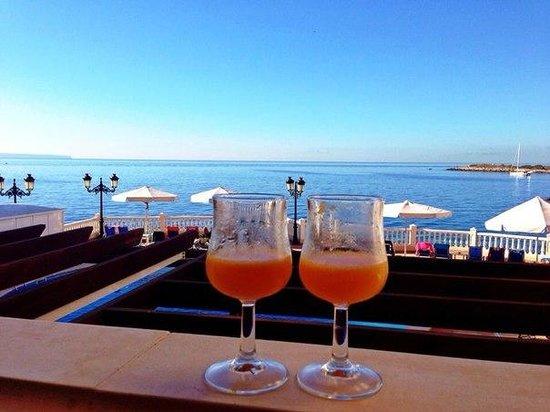 Europe Playa Marina: завтрак
