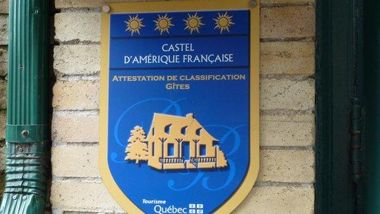 Castel d'Amerique Francaise