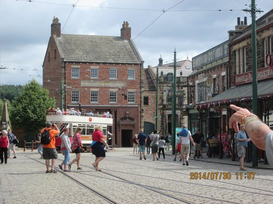 Beamish Museum: Central point, Beamish