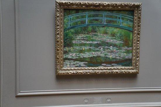 National Gallery of Art: monet