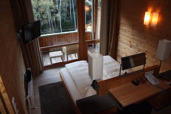 Naturhotel Waldklause: Doppelzimmer