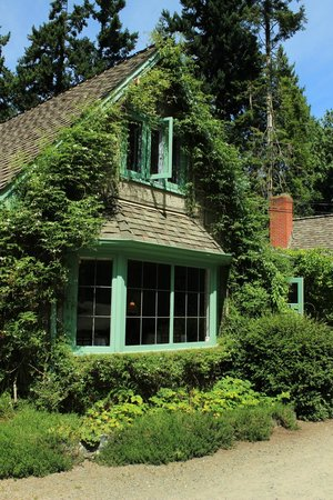 Milner Gardens & Woodland : ミルナーハウス